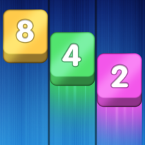 Number Tiles – Merge Puzzle