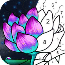 Paint By Number Coloring Book & Color by Number  2.67.0