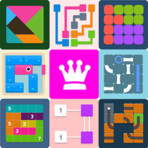 Puzzledom classic puzzles all in one  7.9.96
