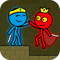 Red and Blue Stickman : Animation Parkour  1.3.1