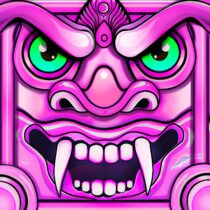 Scary Temple Princess Runner Games 2021