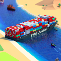 Sea Port: Travel, Build Town & Manage Ship Tycoon  1.0.188
