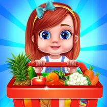 Supermarket Manager – Shopping Mall for Girls