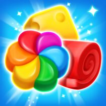 Sweet Crunch Matching, Blast Puzzle Game  1.3.6