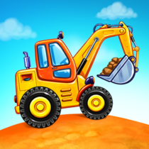 Truck games for kids – build a house, car wash  7.4.2