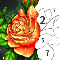Art Number Coloring – Color by Number 4.1.0
