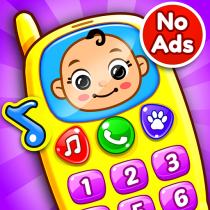 Baby Games Piano, Baby Phone, First Words  1.3.6