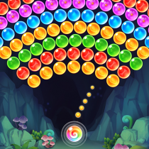 Baby Pop – Primitive Bubble Shooter & Dress up Varies with device