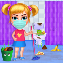 Big Home Makeover – House Cleaning Game for Girls 3.0