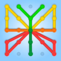 GeoBoard relaxing puzzle game drawing lines shapes 1.4.0.