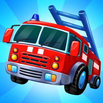 Kids Cars Games! Build a car and truck wash!  2.1.18