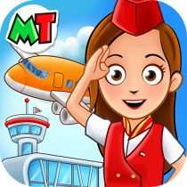 My Town : Airport. Free Airplane Games for kids 1.01