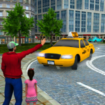 New Taxi Driving Games 2020 – Real Taxi Driver 3d 4