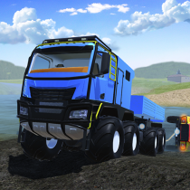 Offroad Simulator Online: 8×8 & 4×4 off road rally 3.3