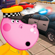 Professions for kids: Driver 3D 1.2.2