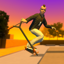 Street Lines: Scooter 1.12