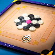 World Of Carrom 3D Board Game  3.0