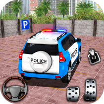 Police Spooky Jeep Parking Simulator – Car Driving 1.1