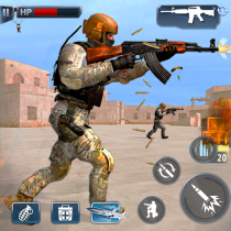 Special Ops 2020: Multiplayer Shooting Games 3D  1.1.8