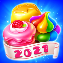 Cake Smash Mania Swap and Match 3 Puzzle Game  5.00.5060