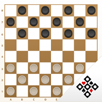 Checkers Online: Classic board game  107.1.14