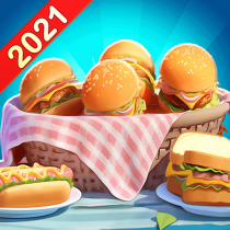 Crazy Diner Crazy Chef's Cooking Game  1.1.2