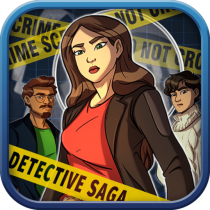 Detective Game:Solve it 1
