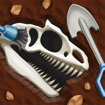 Dino Quest Dig & Discover Dinosaur Game Fossils  1.8.9