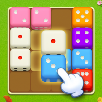 Greedy Dice Dom Merge Puzzle Games  5.5