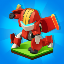 Merge Robots – Click & Idle Tycoon Games 1.6.5