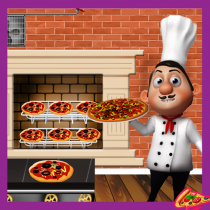 Pizza Factory Delivery: Food Baking Cooking Game 1.1.0