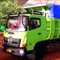 Truck Simulator Indonesia : Livery Truck Bussid 4.0