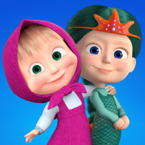 Masha and the Bear: Kids Learning games for free 1.0.38