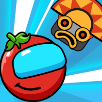 Red Bounce Ball Heroes  1.38