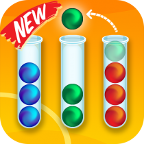 Ball Sort – Bubble Sort Puzzle Game 3.3