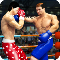 Tag Team Boxing Game: Kickboxing Fighting Games  3.4