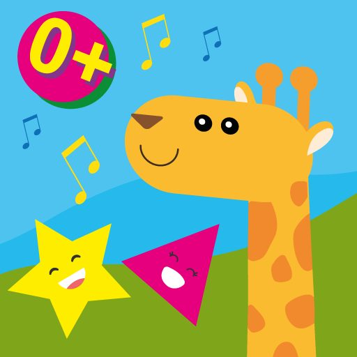 Animals first words, game for toddlers from 1 year 1.6.3