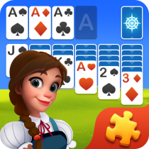 Solitaire Jigsaw Puzzle – Design My Art Gallery 1.0.9